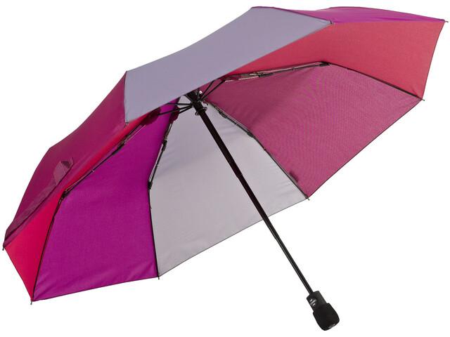EuroSchirm Light Trek Automatic Parapluie, pink/violett